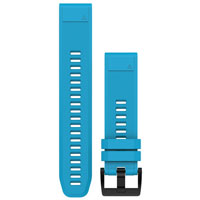 QiuckFit 22 Watch Bands, Cirrus Blue
